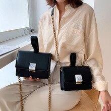 Size vrouwen tas 2019 nieuwe textuur ketting antenne baby schouder tas vrouwen