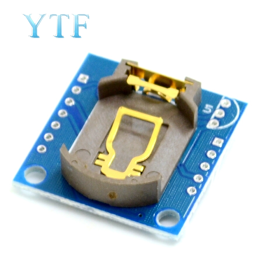 I2C RTC DS1307 AT24C32 Real Time Clock Module For AVR ARM PIC Wholesale MODU