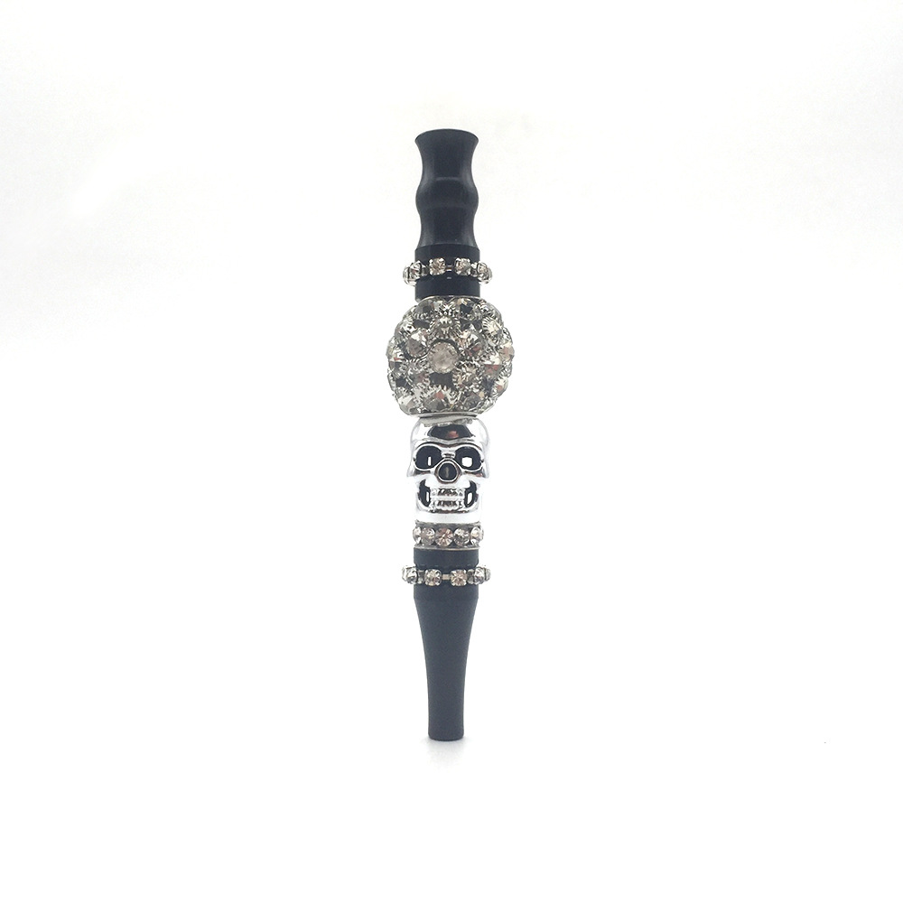 50 pçs lote preto artesanal incrustado jóias