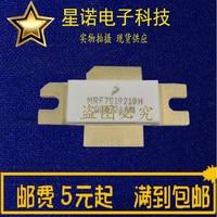 Mrf7s19210h rf 튜브 고주파 튜브 전력 증폭 모듈
