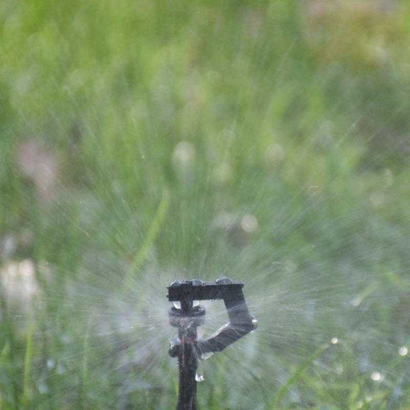 Rotate G Type Garden Watering Sprinkler 360 Degree Refraction Sprinklers Water Saving Atomizing Nozzle Lawn Irrigation 10pcs