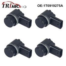 1T0919275A PDC Parking 4 Sensors For Audi A3 A6 A7 Q3 VW Golf Mk6 Seat Skoda Anti Detector Distance Control Parktronic Sensor