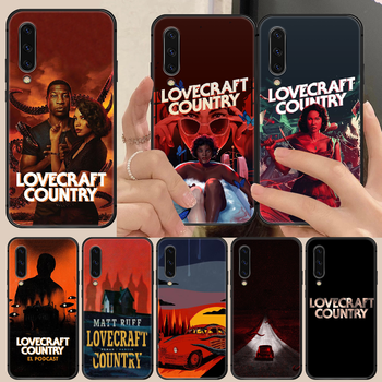 horror movie lovecraft country Phone Case Cover Hull For HUAWEI honor 8 8c 8a 8x 9 9a 9x V10 MATE 10 20 I lite pro black back image