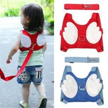 Baby Safety Harness Belt For Toddler Kid Adjustable Useful Outdoor Child Reins Aid Walking Strap Belt Keeper Anti Lost Line