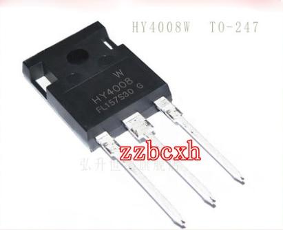5PCS/LOT New original   4008W  HY4008 HY4008W 200A 80V TO-247  In Stock