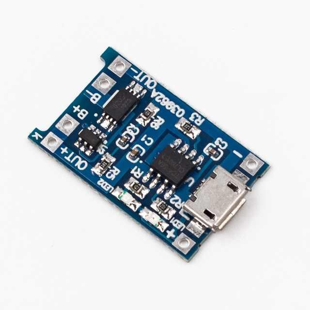 DC-DC Tăng Cường Module (0.9V ~ 5 V) 600mA Tăng Cường Bộ Chuyển Đổi Bước Lên Module USB Di Động Tăng Lực Ban TP4056 18650