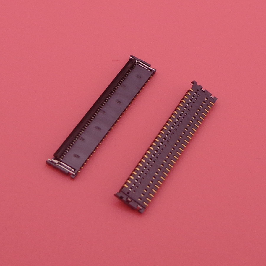 lcd Screen display FPC Connector for Apple iPad 3 ipad 4 ipad3 ipad4 A1416 A1430 A1458 <font><b>A1460</b></font> logic on <font><b>motherboard</b></font> 51pin image
