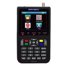FFYY IBRAVEBOX V9 3.5 inç LCD dijital ekran dijital uydu bulucu sinyal bulucu metre uydu bulucu
