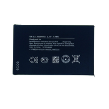 NEW Original 2000mAh BN-02 Battery For NOKIA  High Quality + Tracking Number