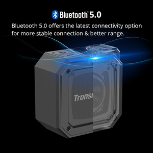 Image 2 - Водонепроницаемая мини Колонка Tronsmart Groove Force, Bluetooth 5,0, IPX7