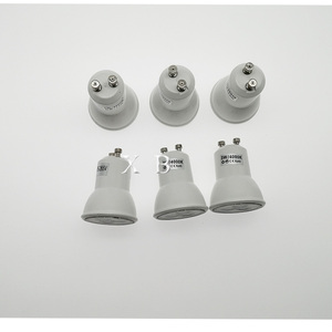 Image 5 - 10 sztuk żarówka led mini gu10 35mm reflektor 3W 220v 110v mr11 spot 120 kąt do salonu sypialnia lampa stołowa SMD oświetlenie wewnętrzne