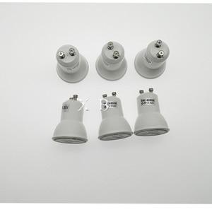 Image 5 - Bombilla led mini gu10 para sala de estar, foco de 35mm, 3W, 220v, 110v, mr11, ángulo de 120 para dormitorio, lámpara de mesa SMD, luces interiores, 10 Uds.