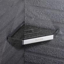 Corner Shelf stainless steel Shower Caddy Anti-Rust Corner Storage Shower Organizer Wall Mount for Kitchen Bathroom