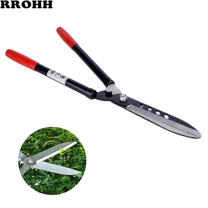 Professional Hedge Shear Pruning Trim Branch Shear Sharp Fast Trimming Shear Cut Fence Shear Garden Scissors Tool