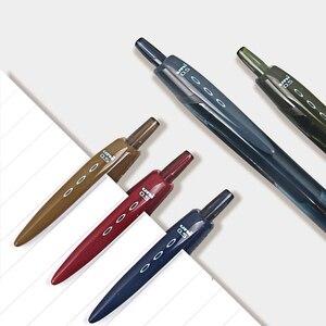 Image 4 - 6 шт./лот Mitsubishi Uni SXN 157S гладкая масляная ручка 0,7 мм наконечник JETSTREAM шариковая ручка письменные принадлежности для детей студентов