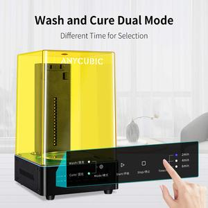 Image 3 - Sèche linge anycubique pour Mars Photon photon s 2 en 1 Machine à laver à polymériser pour LCD SLA DLP imprimante 3d modèle de résine UV