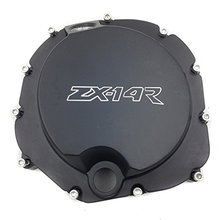 цены Motorcycle Engine Stator cover Right Side Black For Kawasaki ZX14R ZZR1400 2006 2007 2008 2009 2010 2011 2012 2013 2014 ZX-14R