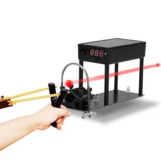 متعددة الوظائف لاطلاق النار سرعة متر الكرة السرعة قياس الطاقة اطلاق النار كرونوغراف رصاصة سرعة اختبار