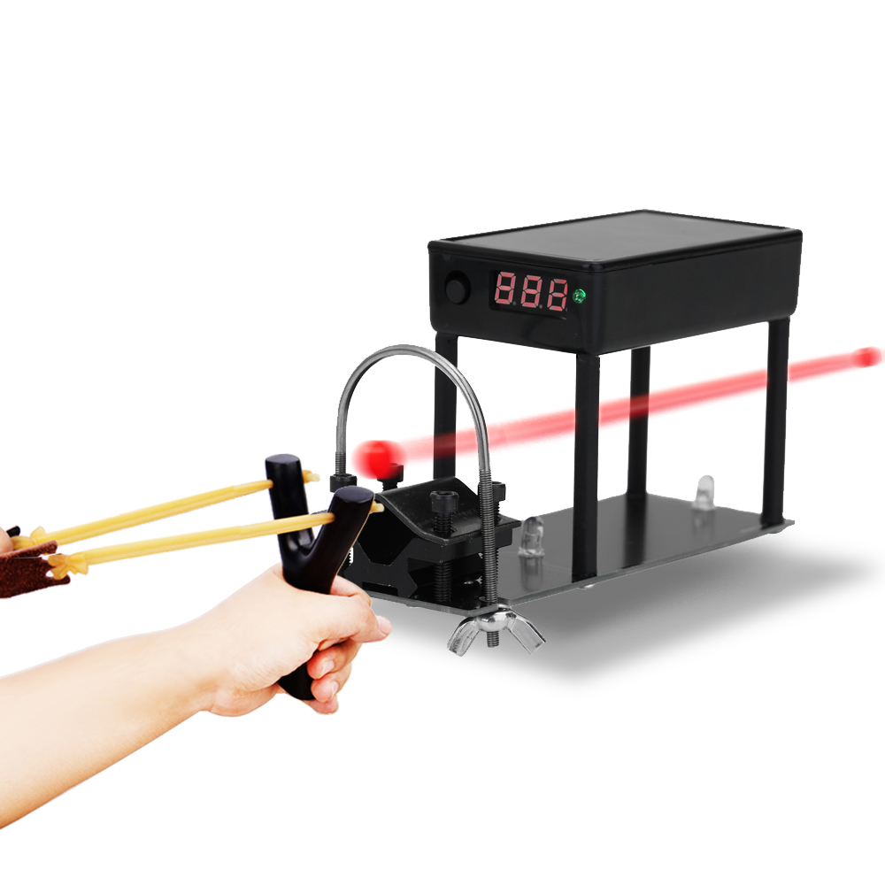 Multifunctional Chronograph For Shooting Speed Meter Ball Velocity Energy Measurement Shooting Chronograph Bullet Speed Tester
