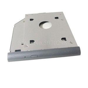 """Image 2 - Caddie optique pour Lenovo ideapad 3.0, plaque frontale + support 2e disque dur SSD SATA 2.5 320 """", pour Lenovo ideapad 330, 520"""