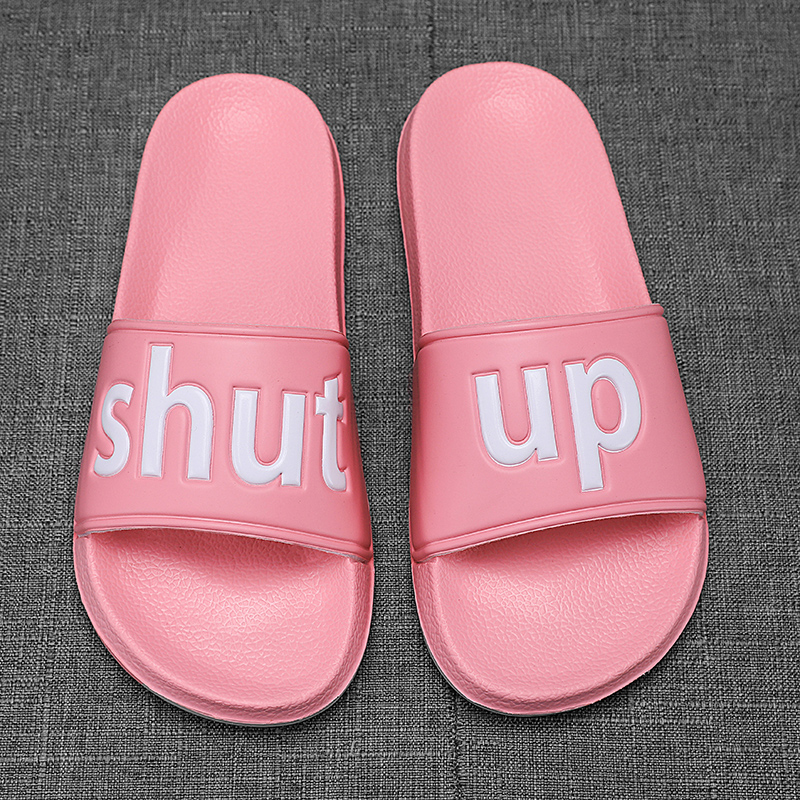 Home Slippers Women Shoes Flat Summer Beach Slipper Fashion Outdoor Girls Big Size 41 42 Casual Sandal Brand Bathroom Shoes