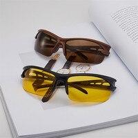 Motocicleta óculos de sol esportes para equitação óculos de proteção para os olhos à prova de vento moto equitação ao ar livre óculos de sol