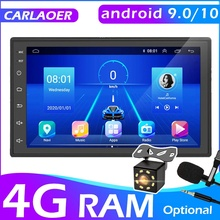 GPS Video-Player Car Multimedia Stereo-Radio LADA Hyundai Universal 2din Toyota Android 9.0