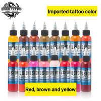La tinta del tatuaje conjunto pigmento краска для тату пигмент pigmento tintas para labios краска для татуировок pigmentos de color del tatuaje
