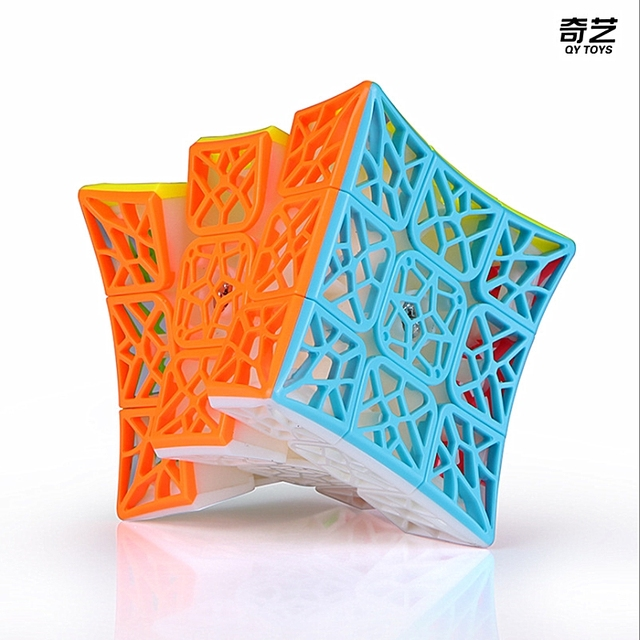 qiyi 3x3x3 cube DNA concave 3x3 magic cube toys qiyi dna 3x3 Puzzle Speed Cube 3x3 cubo magico 3x3x3 Stickerless Cube