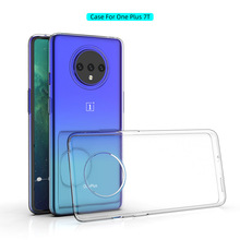 Ultra-thin transparent Soft TPU case For OnePlus