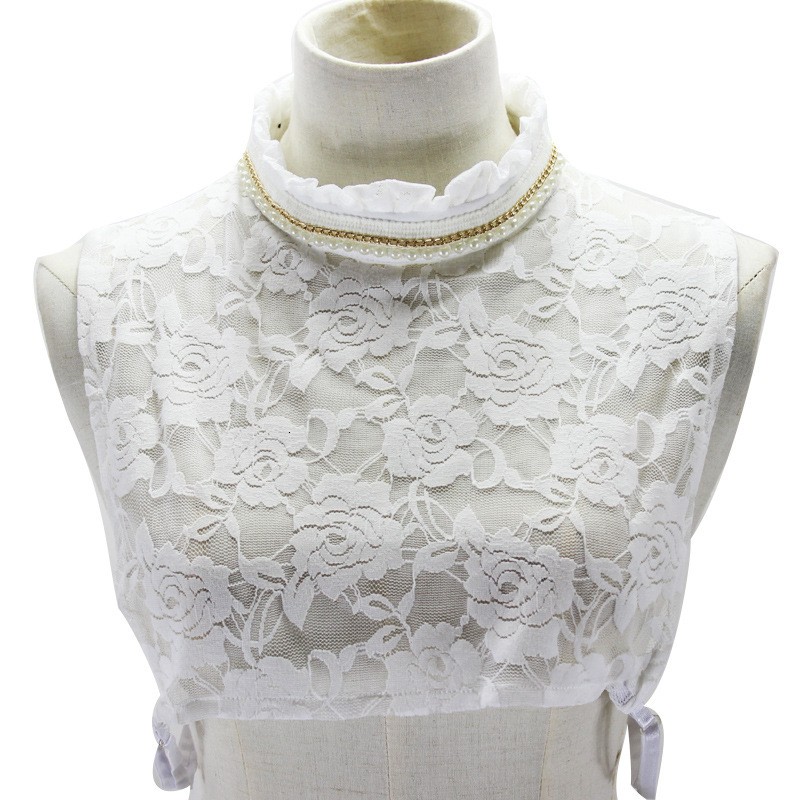 Lace Dickie Shirt Women Decoration Stand Lead Sweet Match False Collar Detachable New Free Shipping Necklace