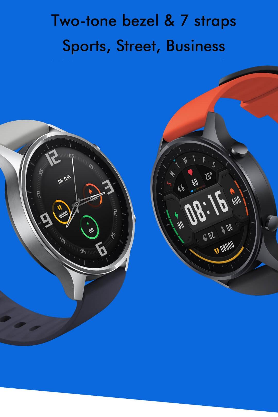 Smartwatch Xiaomi Mi Watch prix maroc