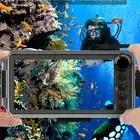 In lega di alluminio Caso di Immersione Per Huawei Compagno di 20 30 7 8 9 10 Pro Lite 20 Lite Pro 20X Copertura impermeabile fotografia subacquea - 5
