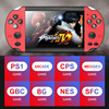 Games Game Handheld Retro Console Video 32 64 128 Bit LCD X1 Double Rocker 8G MP5 TF Card Support GBA NES FC MD NEO GEO SFC SMC discount