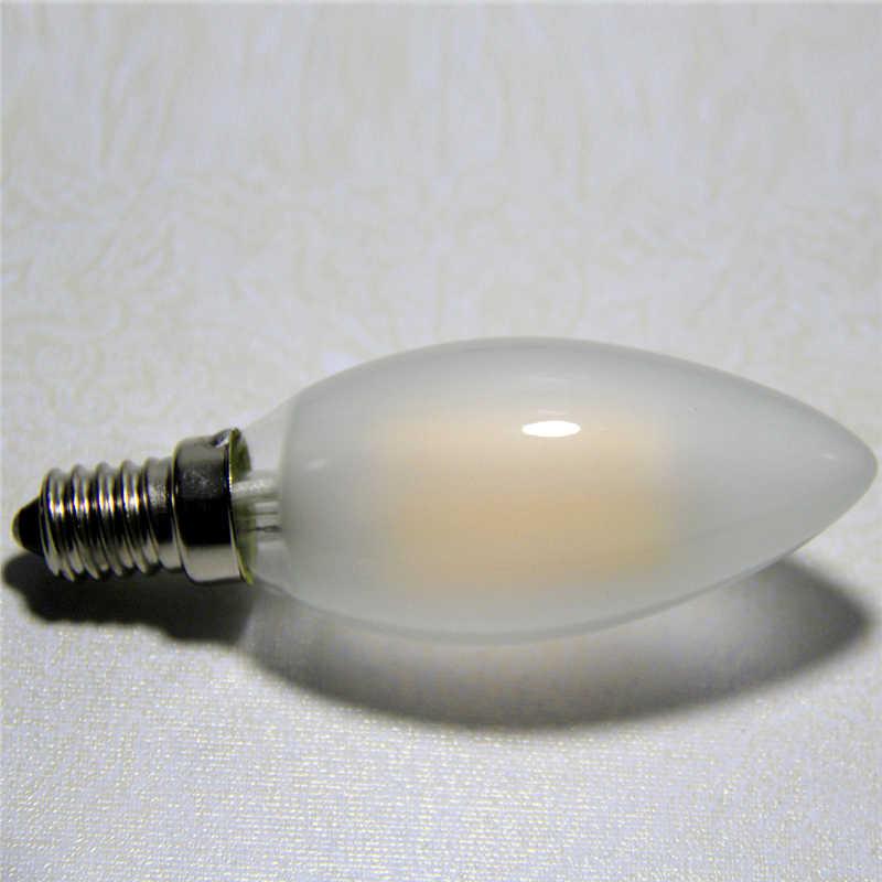 E27 E14 2w 4w 6w 8w LED Bulb G45 ST64 A60 T45 Tail candle light Retro Filament Lamp Edison Frosted glass Warm White 220v