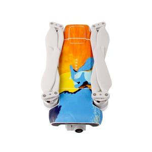 Image 3 - بولي كلوريد الفينيل ملصق مضاد للمياه لفيمي X8 SE ملحقات طائرة بدون طيار الجسم شل حماية الجلد كوادكوبتر كاميرا ملحقات طائرة بدون طيار