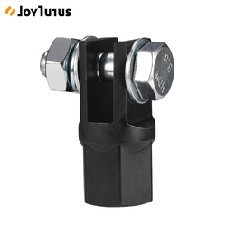 Makas adaptör jak 4.1cm cıvatası uzunluğu kullanımı için 1/2 inç sürücü darbe anahtarı veya 13/16 inç