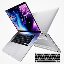 I-BLASON For MacBook Pro 16 Case (2019) with Touch Bar Touch ID Halo Ultra Slim Translucent Frost Hard Case Protective Cover