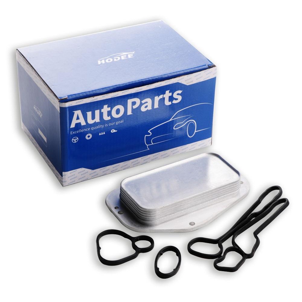 HODEE chłodnica oleju dla Chevy Cruze Sonic Aveo Pontiac G3 Saturn Astra 2008-2014 OE: 55 35 5603/56 50 833/55355603/565083
