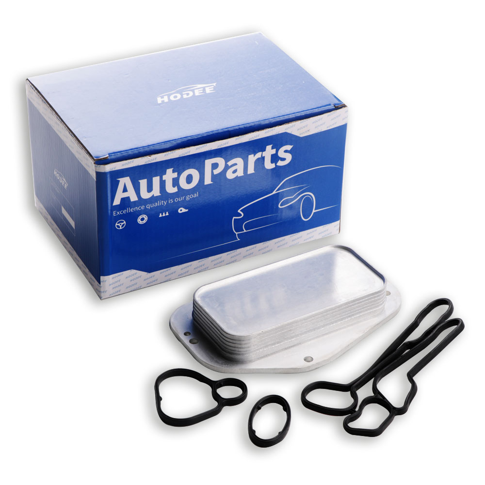 HODEE enfriador de aceite para Chevy Cruze Sonic Aveo Pontiac G3 Saturn Astra 2008-2014 OE: 55 35 5603/56 50/833/55355603/565083