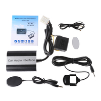 1Set Handsfree Car Bluetooth Kits MP3 AUX Adapter Interface For Mazda 3 5 6 RX8 SPD Drop Shipping Support