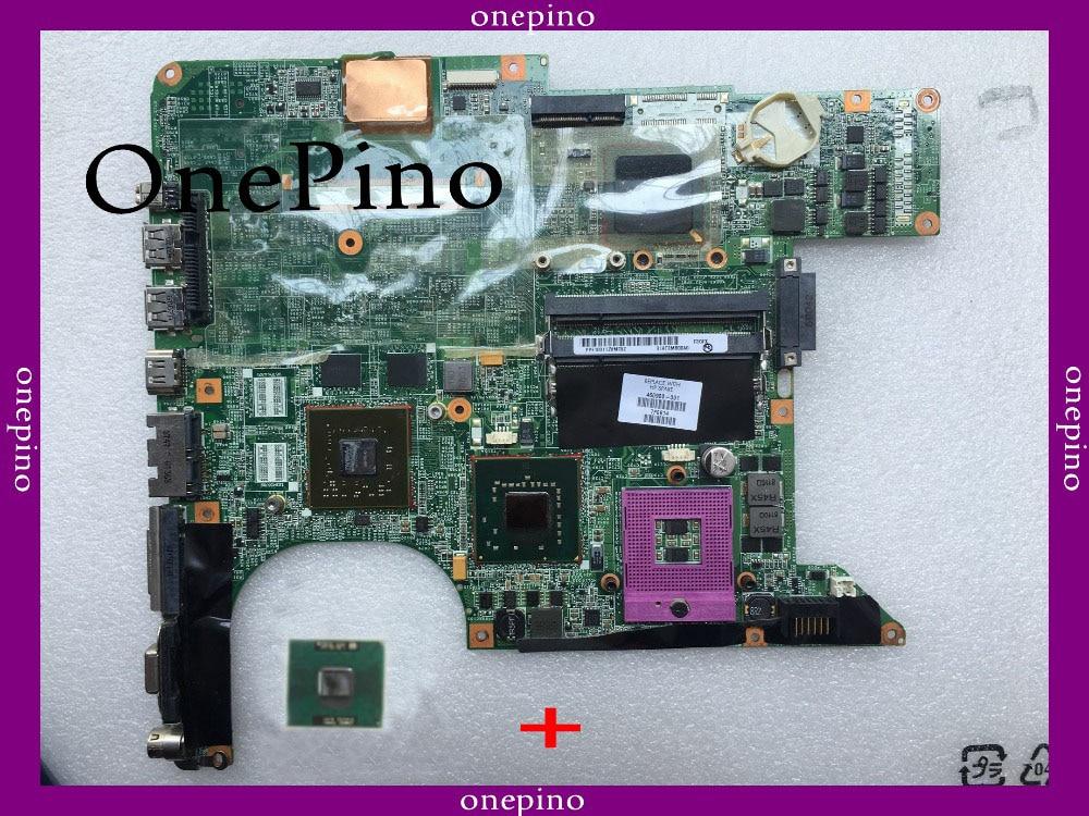 Give CPU 446476-001 460900-001 For HP Laptop Mainboard 460900-001  DV6000 DV6500 DV6700