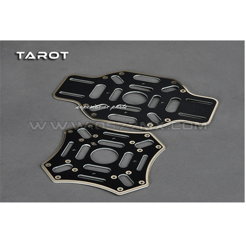 Tarot Four Axis Fuselage Side Plate / Up and Down 2piece for Quadcopter TL2749-04 image