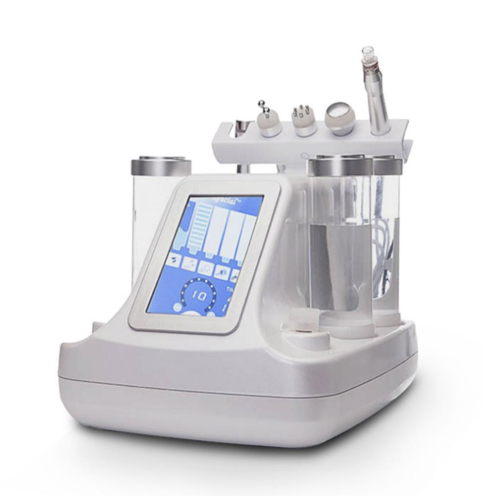 5 In 1 Hydrafacial Machine Oxygen Water Aqua Jet Peel Spa Machine Professional Diamond Dermabrasion Peeling Skin Care Machine