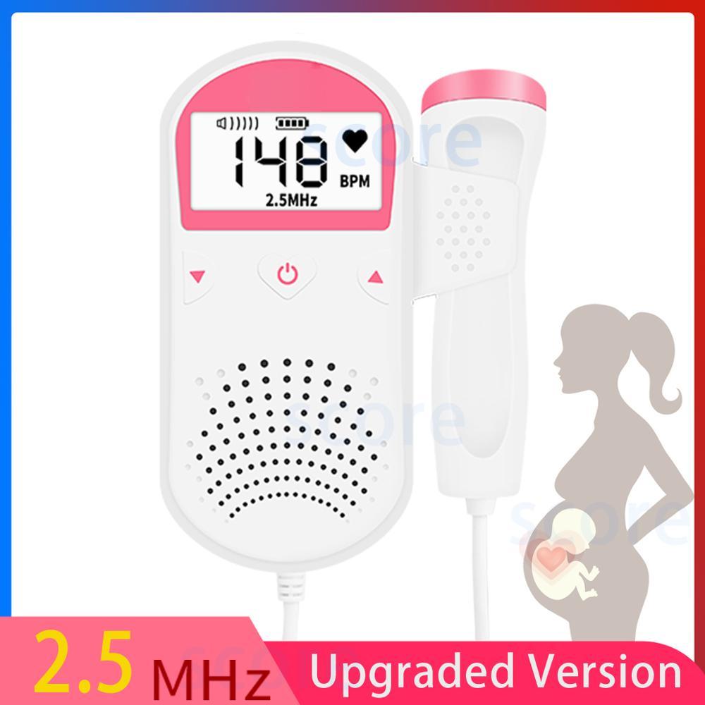 Doppler Fetal Heart rate…