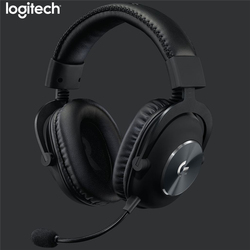 Logitech G Pro X USB Wired Gaming Headset Blue VOICE 7.1 Channel Surround Sound For PC/Xbox One/PS4/NS Gaming Headphone With Mic