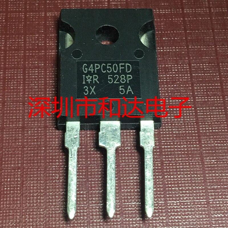 5pcs//lot G4PC50FD IRG4PC50FD N-Channel 600V IGBT