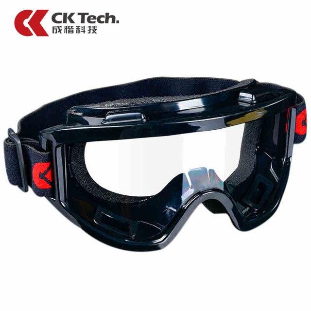 CK Tech. نظارات حماية يندبروف التكتيكية نظارات مكافحة صدمة والغبار العمل الصناعي نظارات واقية في الهواء الطلق ركوب نظارات