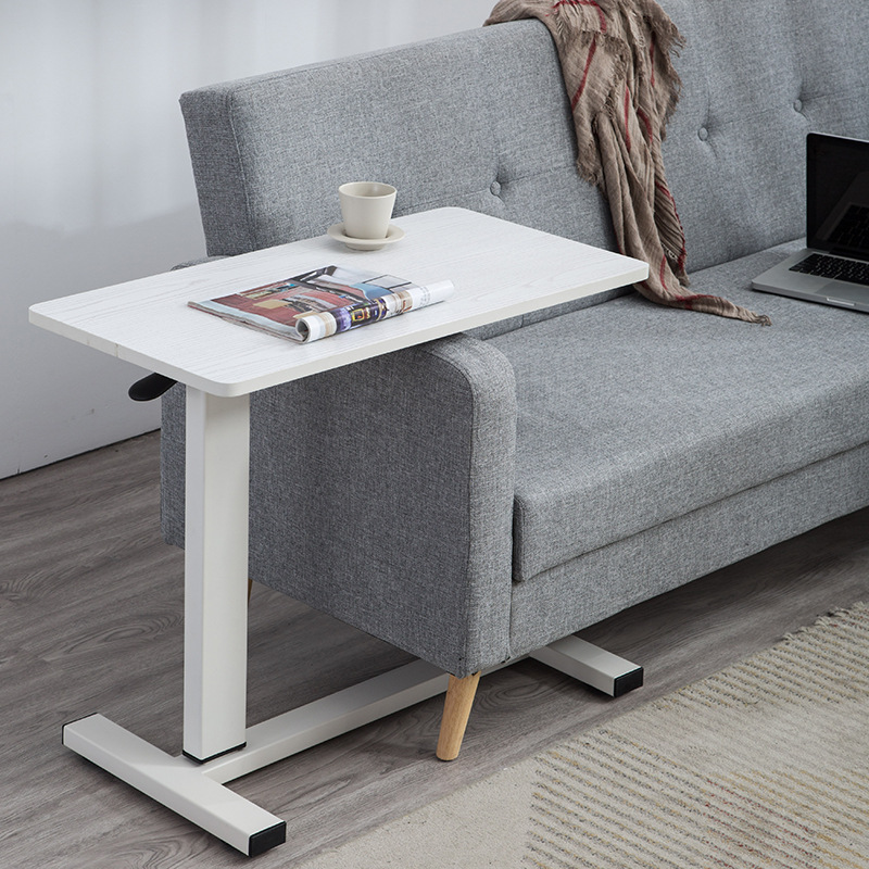 Multifunctional Household Living Room Bedroom Notebook Lifting Bracket Dining Table Lifting Table Bedside Portable Small Table