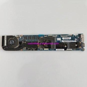 Genuine FRU:00HN763 w I5-4200U CPU 8GB RAM Laptop Motherboard for Lenovo X1 Carbon Notebook PC original laptop lenovo thinkpad x1 carbon motherboard mainboard with fan i7 3667u cpu touch 04x0495 w8p